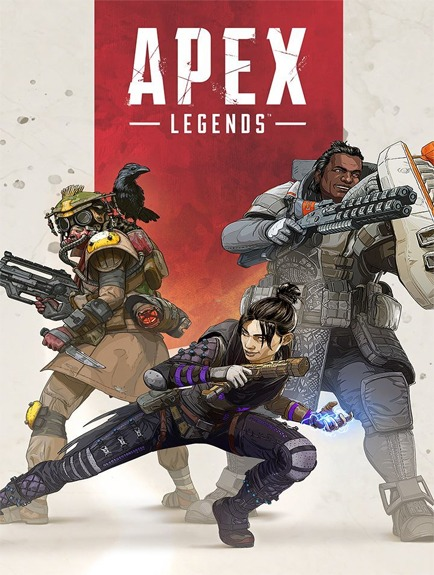 Apex Legends performs at 124fps with AMD Ryzen 5 3600X 6-Core 3.8 GHz (4.4 GHz Max Boost) & Nvidia GTX 1660 6GB GDDR5
