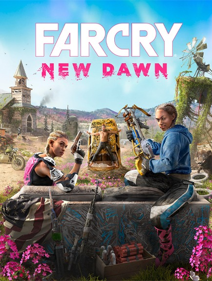 Far Cry: New Dawn performs at 131fps with AMD Ryzen 5 3600X 6-Core 3.8 GHz (4.4 GHz Max Boost) & Nvidia GTX 1660 Ti 6GB GDDR5
