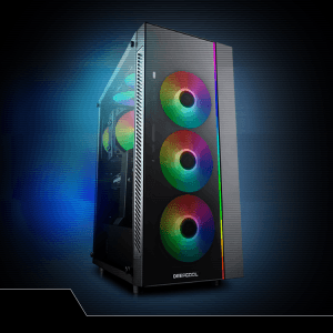 Deep Cool Matrexx 55 ADD-RGB, Black