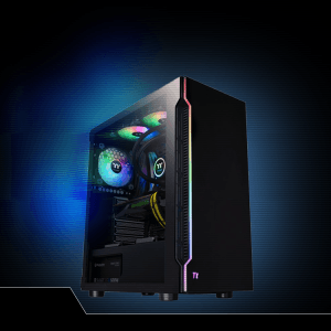 Thermaltake Skytech H200, Black