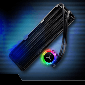 All In One 360mm Liquid Cooler RGB, Skytech